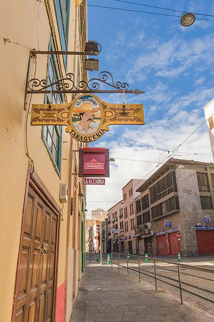Kartki z podróży - Santa Cruz de Tenerife - Miasto widmo