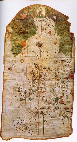 Harta Lumii Juan de la Cosa
