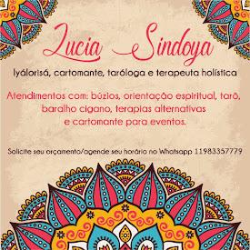 Lucia Sindoya Tarologa e Terapeuta Holistica