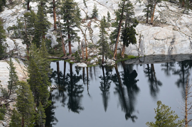 Aster Lake - Sequoia National Park, Californie, USA