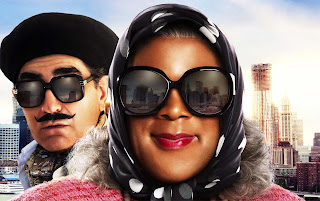 Madea Witness Protection Hotel Bed Scene