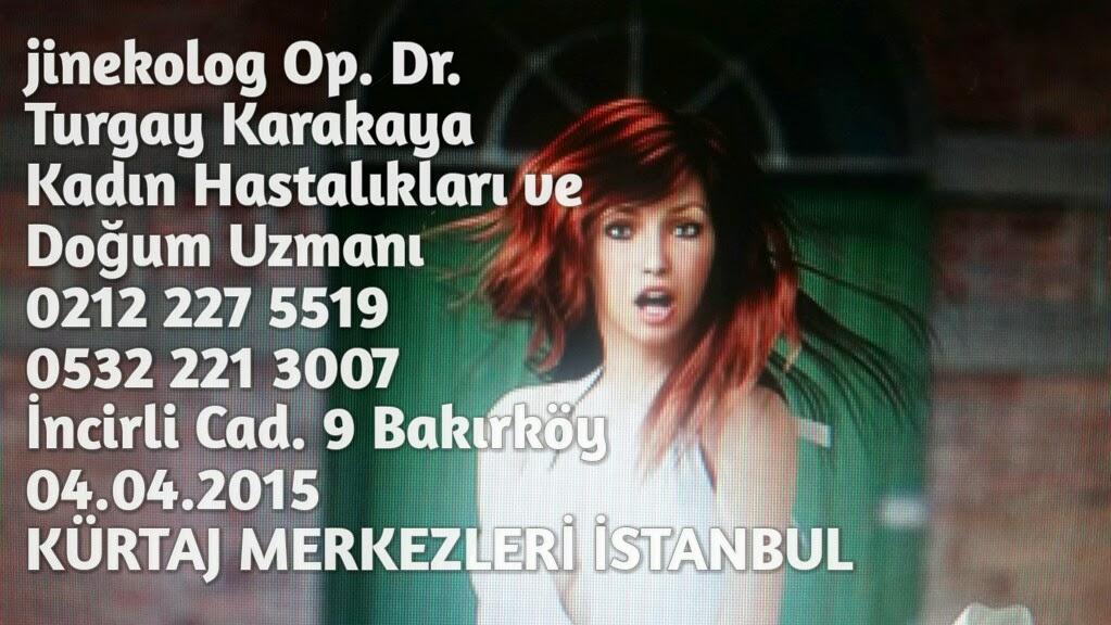 Kürtaj Merkezleri İstanbul
