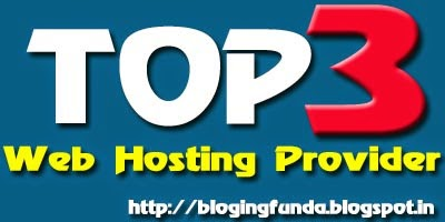 Top 3 Hosting Services for your Blog
