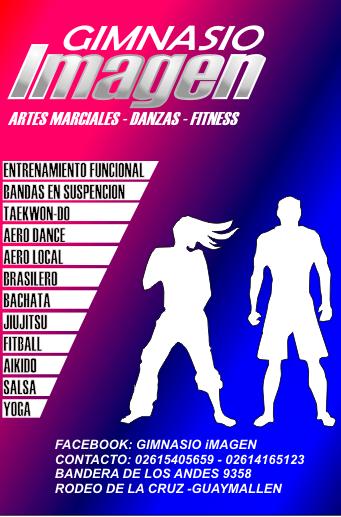 ARTES MARCIALES - DANZAS Y FITNESS