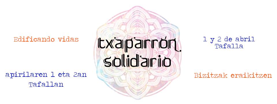 Txaparrón Solidario