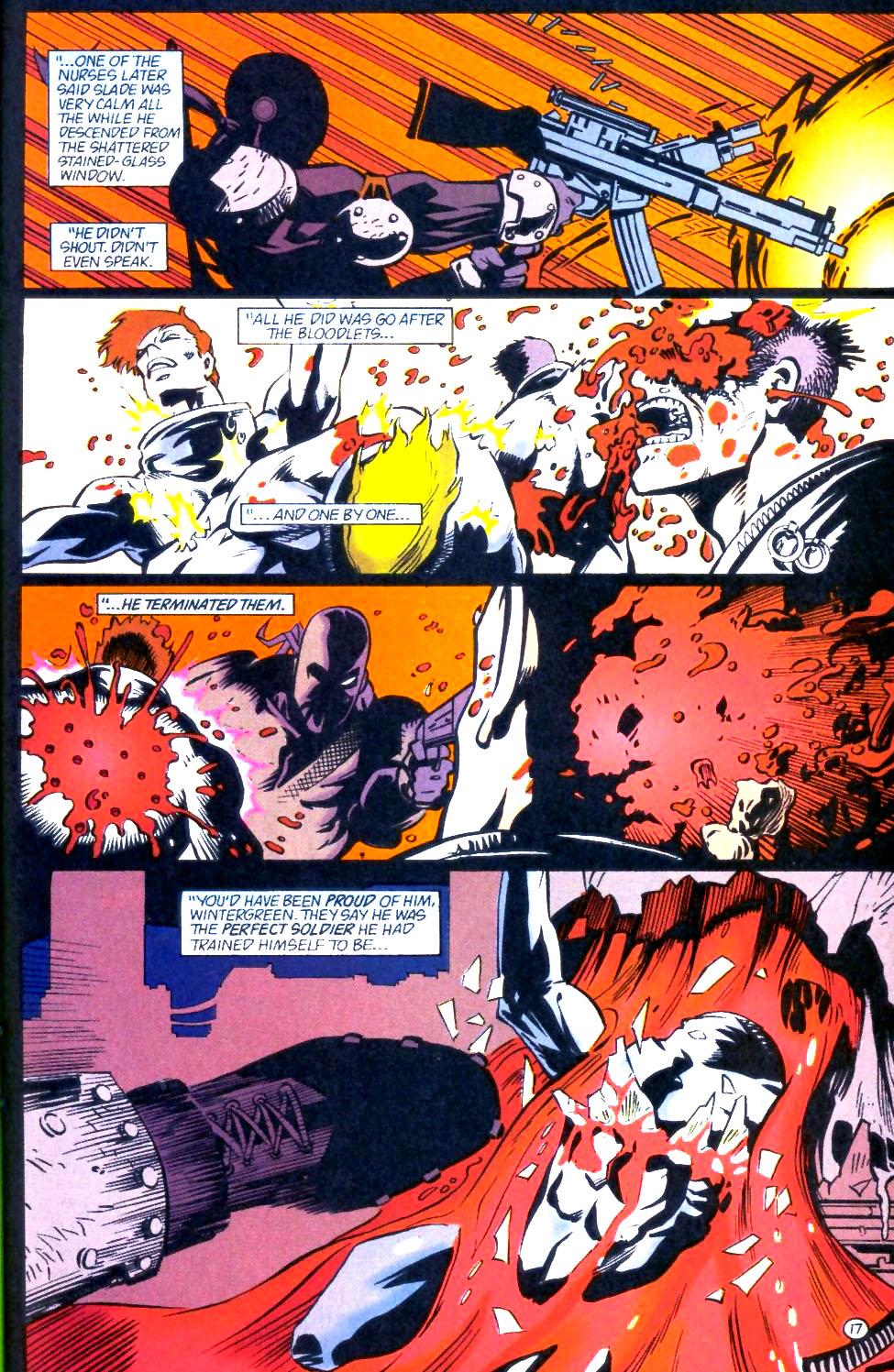 Deathstroke (1991) Issue #60 #65 - English 18