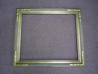 newcomb macklin antique frame