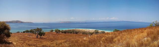 Vistas desde Pulau Sabolo Besar