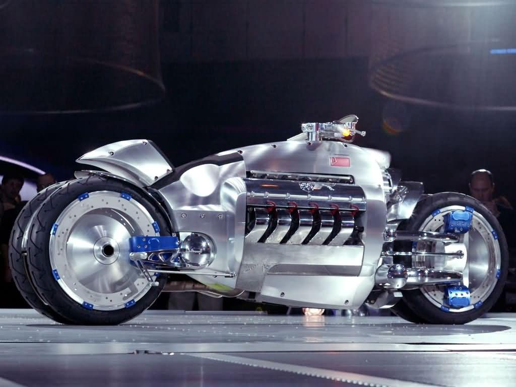 Bikes World Dodge Tomahawk Black