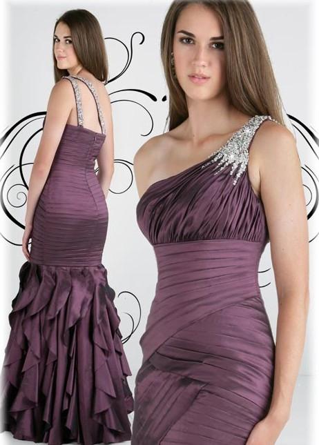 Several Different Kinds of Formal Dresses