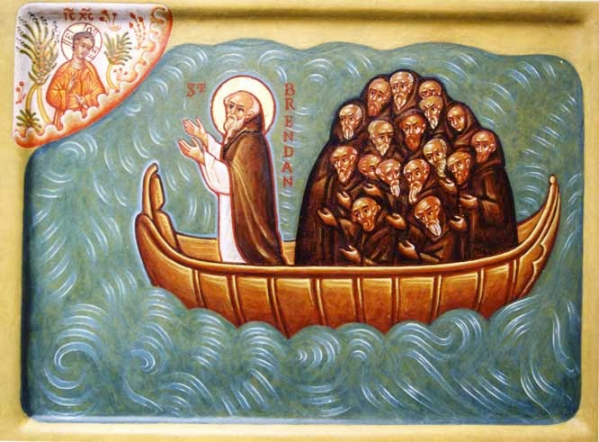Saint Brendan, Our Patron