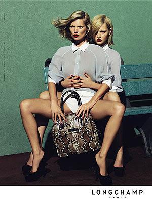 Kate Moss Modelling