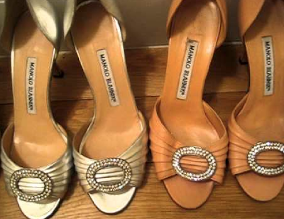 Inside Manolo's Sample Sale