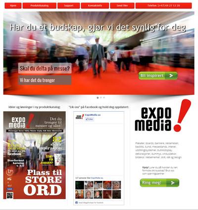 Hjemmesider til Adprofil