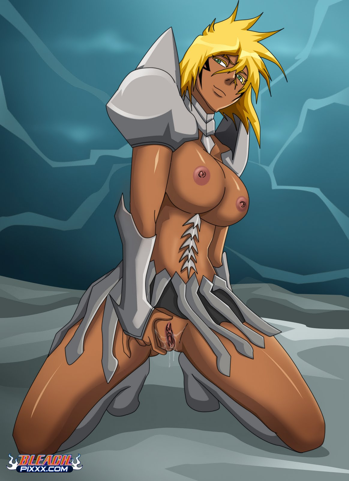 Bleach cosplay deviants nude