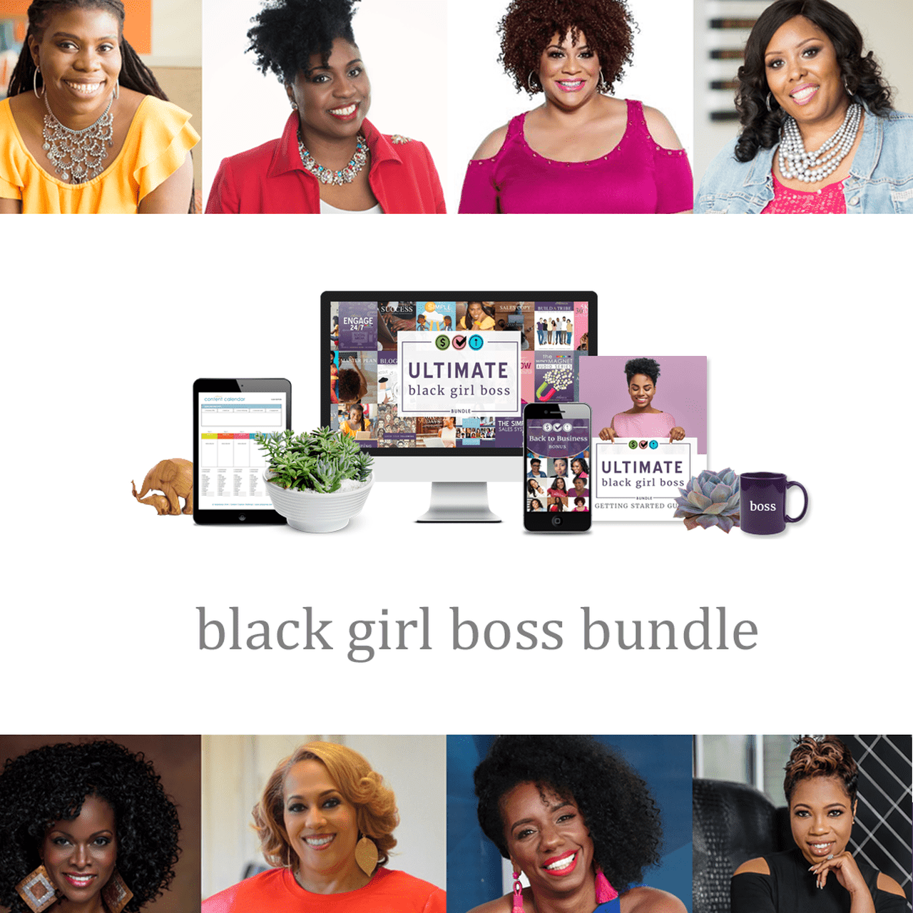 Ultimate Black Girl Boss Bundle