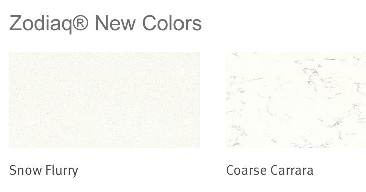 Monarch Kitchen Amp Bath Centre Dupont Zodiaq Introduces 3 New Quartz Countertop Colours Just