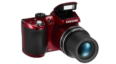 Samsung WB110 Bridge Camera with Optical Zoom