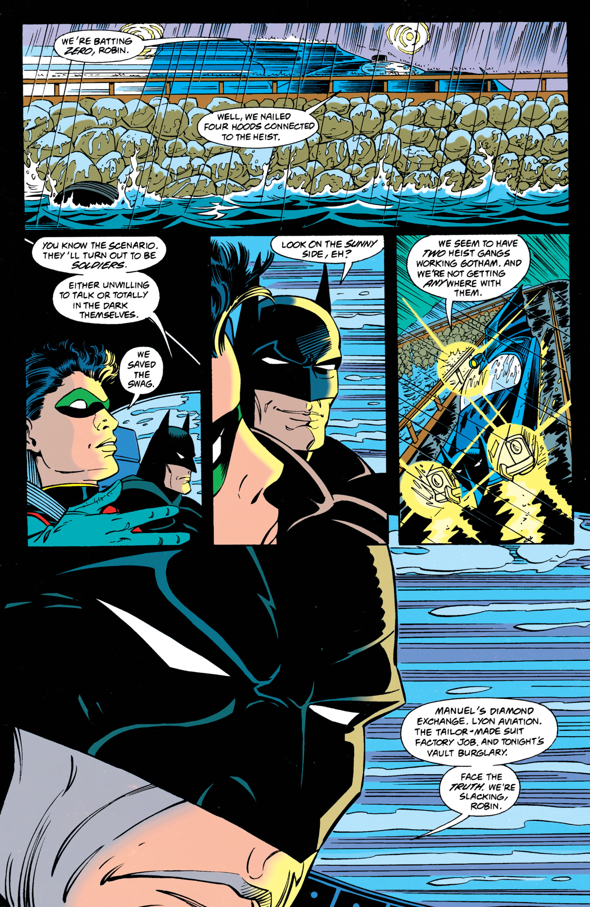 Detective Comics (1937) Issue #683 Page 5