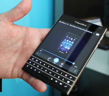 Harga Blackberry Passport Terbaru