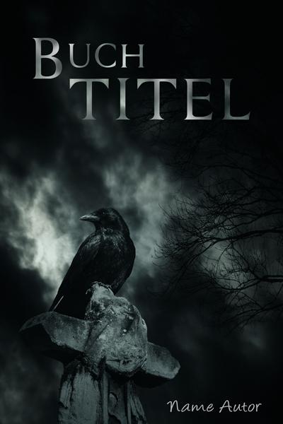 Premade-Cover für Krimi, Thriller oder Horror