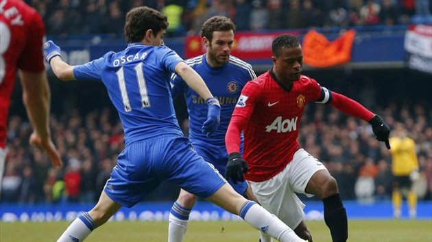 Watch Man Utd vs Chelsea Live Stream - 5 May 2013