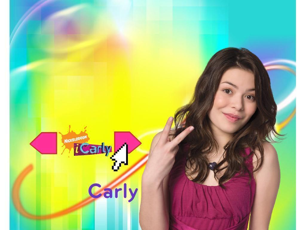 Colorear Pintar: Wallpaper de iCarly