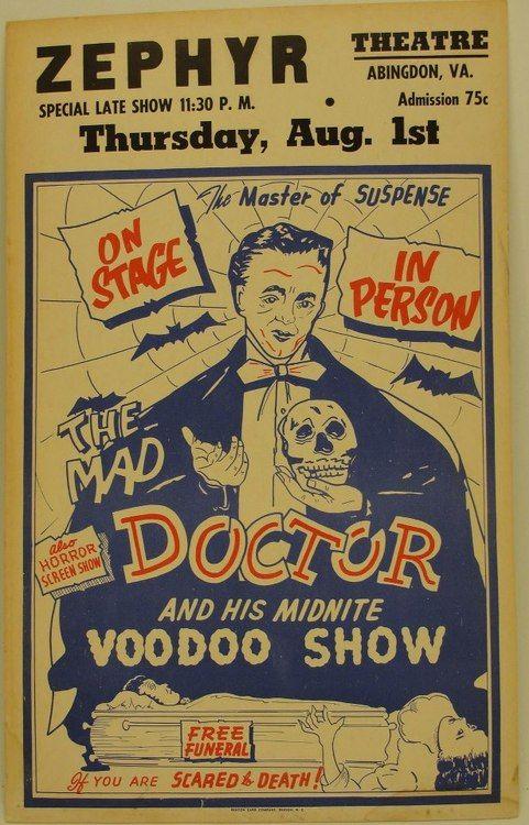 Voodoo Show !