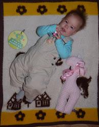 Elisa 8 maanden