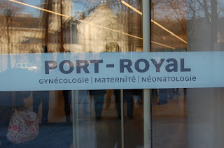 Les mamans testent la maternit de port royal - Hopital port royal service gynecologie ...