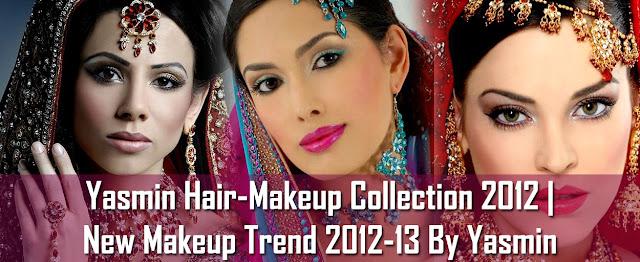 Yasmin Hair-Makeup Collection 2012