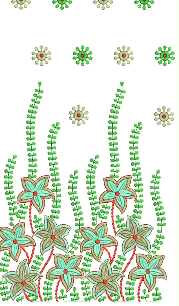 Exclusive Embroidery Design