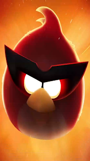 Free Download Angry Birds Space HD Wallpapers for iPhone 5