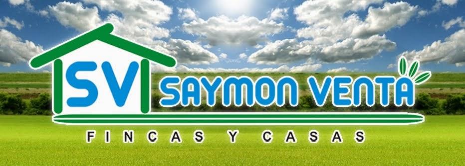 Saymon Venta - Seccion FINCAS CAÑERAS-TERRENOS PROYECTOS