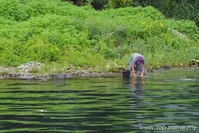 Melancong ke Medan - Perjalanan ke Pulau Samosir