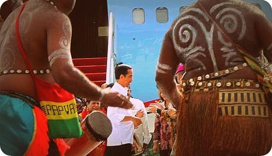 Presiden Jokowi Ingin Berikan Perhatian Besar ke Tanah Papua