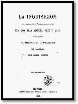 Sobre la inquisición