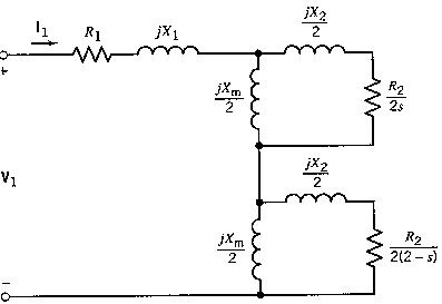 engineering student single phase induction motors Single Phase Motor Winding Diagram single phase induction motor wiring diagrams
