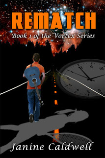 Review: Rematch (Book 1 of The Vortex Series) by Janine Caldwell