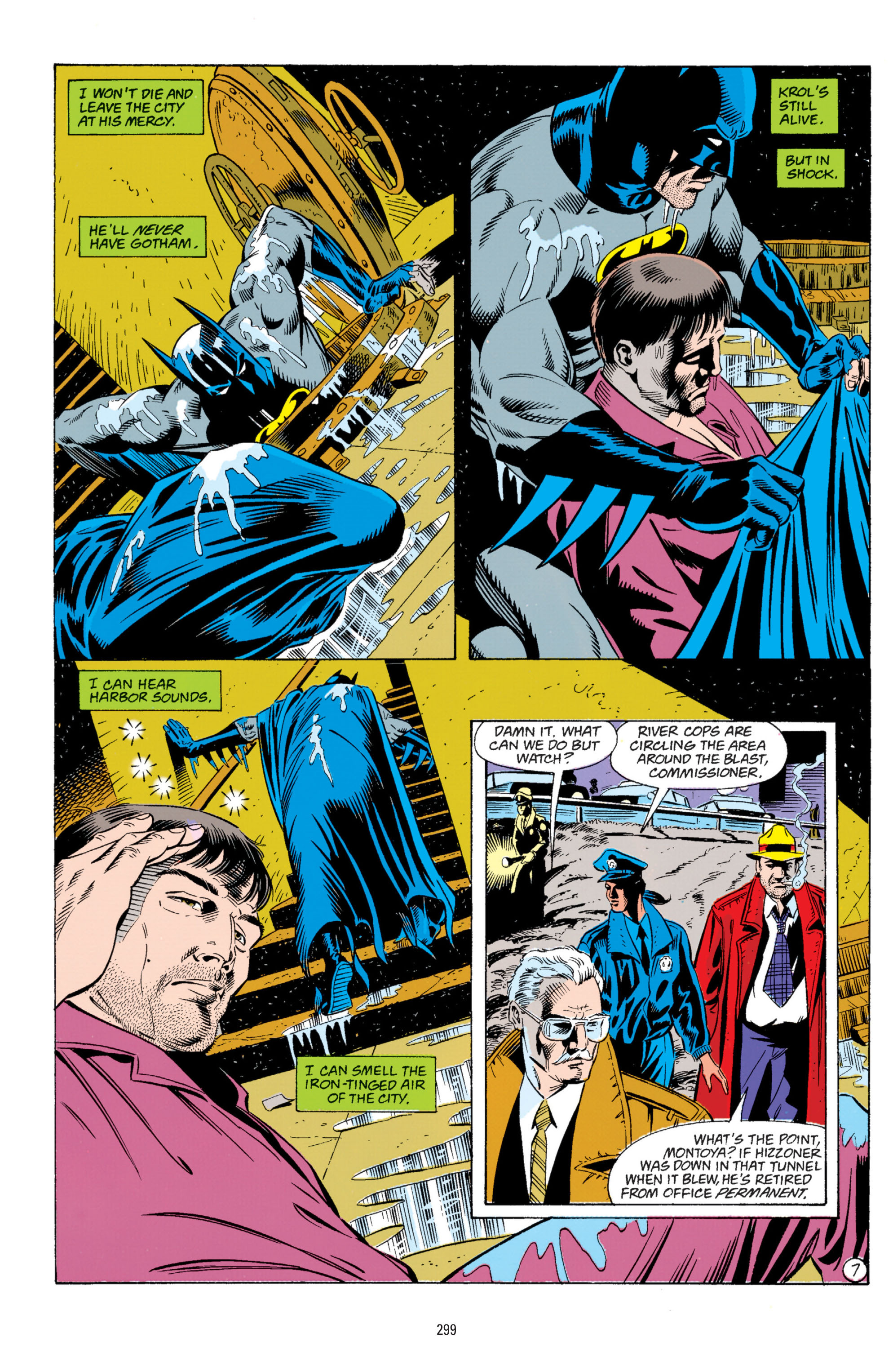 Detective Comics (1937) Issue #663 Page 8
