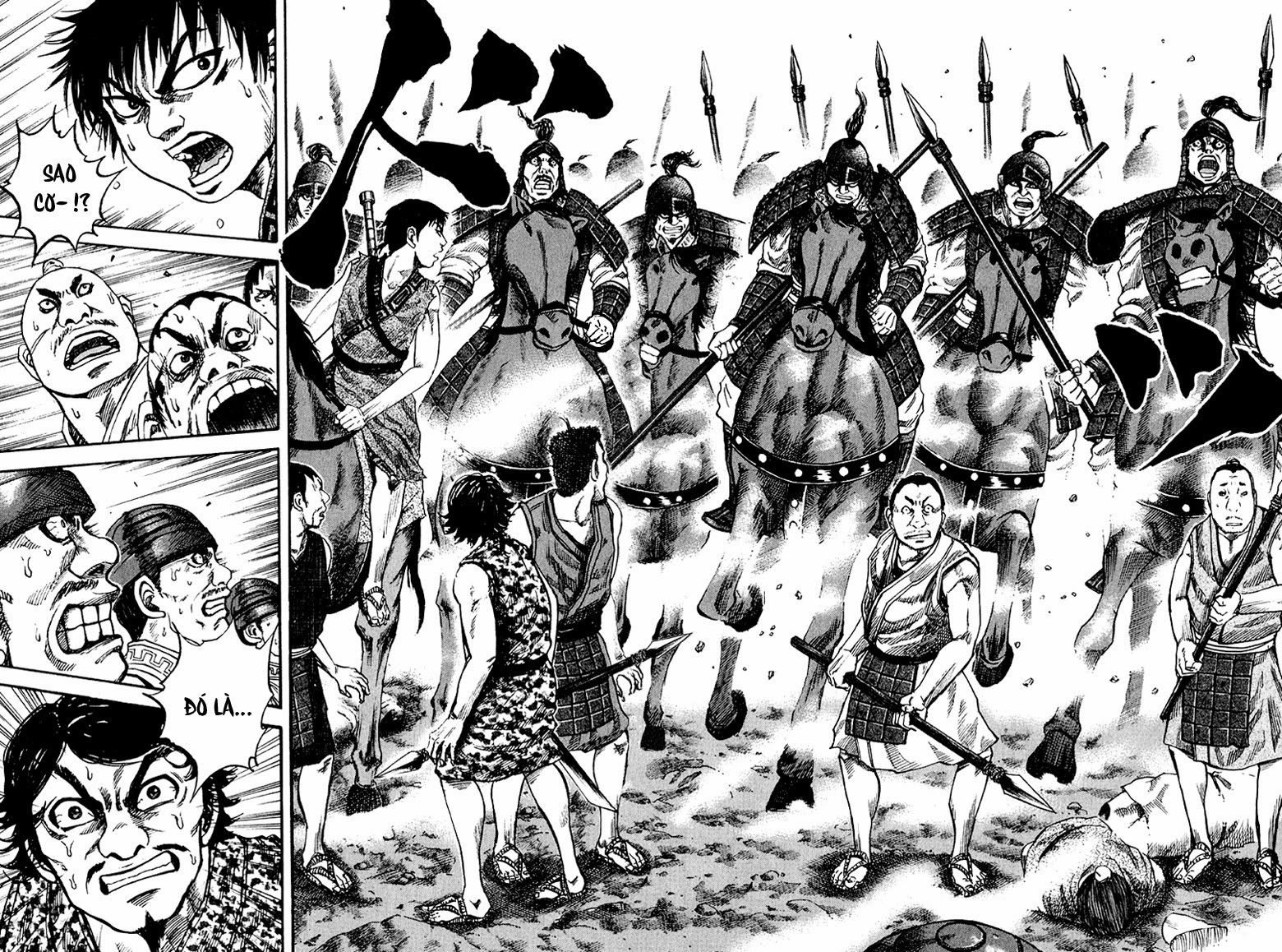 Kingdom – Vương Giả Thiên Hạ (Tổng Hợp) chap 59 page 13 - IZTruyenTranh.com