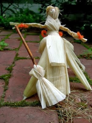Make a Cornhusk Doll
