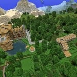 Hillside  Minecraft Mods 1.8 Hillside Manor Map 1.7.9/1.7.2