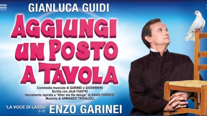 """""""AGGIUNGI UN POSTO A TAVOLA"""" regia di Gianluca Guidi"""