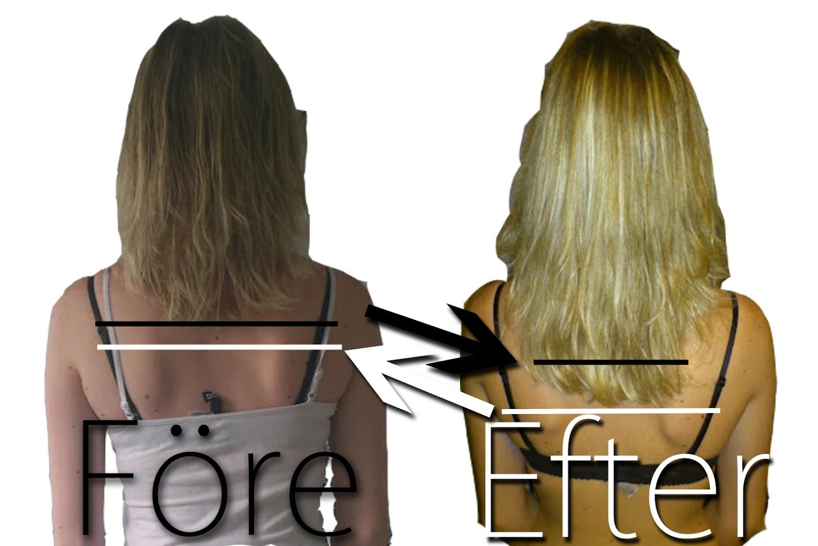 kokosolja till håret
