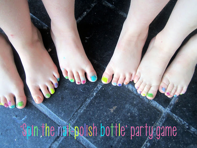 slumber party game ideas