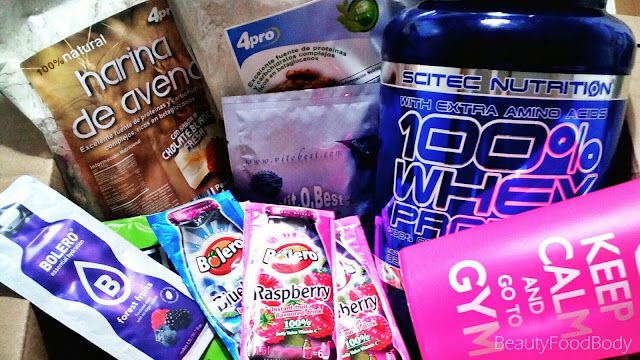 haul ropa alimentacion deportiva proteina mandragora nutricion