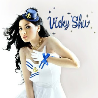 kord lagu Vicky Shu Ku Tunggu Kau Selalu