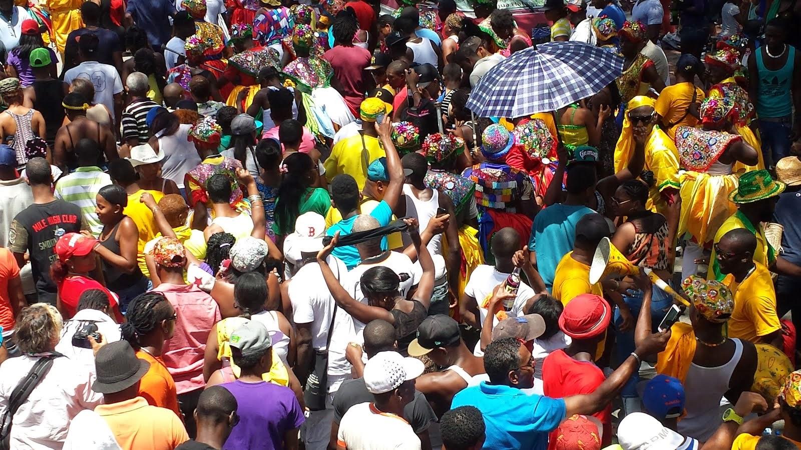 Ga-Gá en Haina, Semana Santa 2015