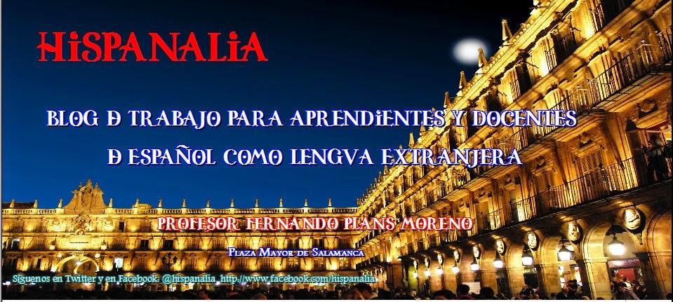 HISPANALIA. Español en Francia